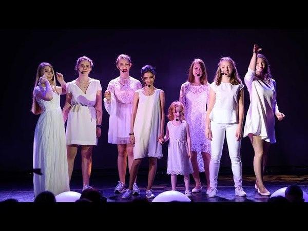 Дети AprilVoice Мир без войны April Show 2018