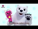 Polar Bear   Word Play   Pinkfong Songs for Children