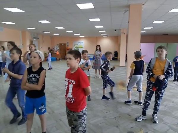 Танец Т.А.Пастушенко (2018 г., ДОЛ)