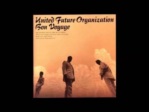 United Future Organizacion - Labyrinth - Enter at own risk