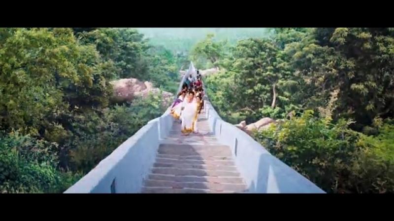 Любимая сцена из фильма Ченнайский экспресс