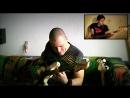 Bass Collab with Davide Biale aka Davie504 два басиста