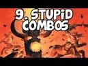 9 Stupid Ways to Kill Your Opponent Hearthstone Top 2 Tavern Brawl