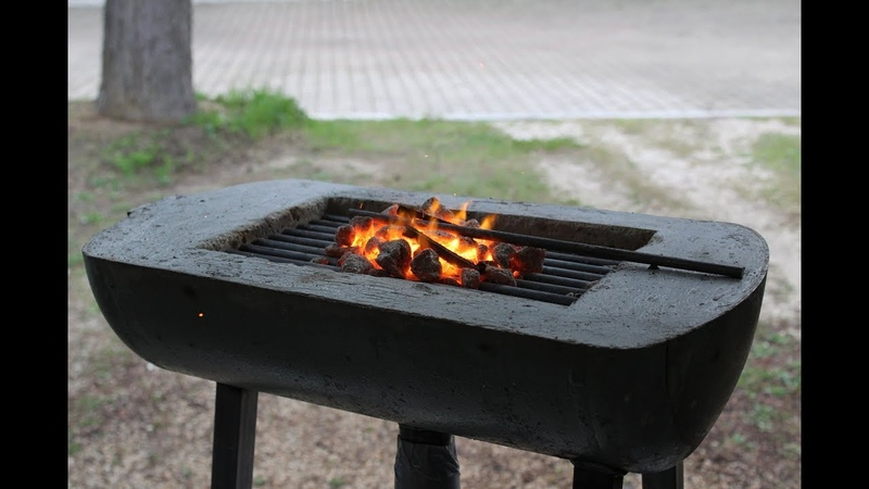 Forgia fai da te (homemade forge)