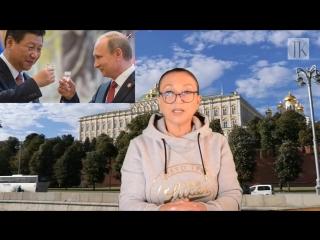 Таня Карацуба :День рождения Путина_ А король то голый.№ 833