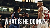 This Video May Change The Way You See Scottie Pippen Forever...