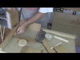Как изготовить сундук из реек