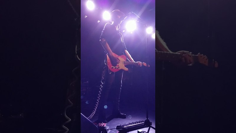 The Fratellis - Laughing Gas (slow version) @ The Paradise Rock Club, Boston, 18.05.2018