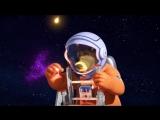 Маша и Медведь - Песенка юных космонавтов