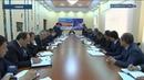 Посещение Президентом Навои