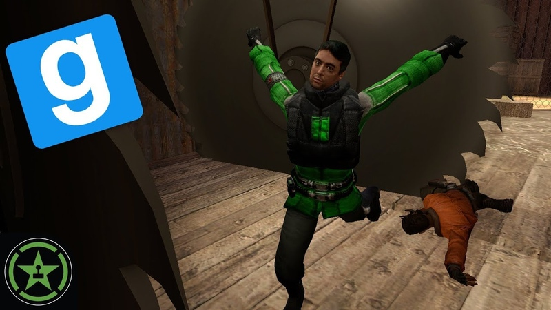 I'm a Dead - Gmod: Deathrun - w/Chilled, Ze, GaLm, Tom | Let's Play