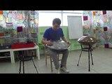 Андрей Васильев игра на хэндпане