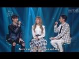 180421 Wendy (Red Velvet) &amp Eric Nam @ Yoo Hee Yeol's Sketchbook (рус.саб)