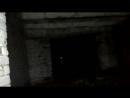жуткая заброшка внутри ужас в темноте
