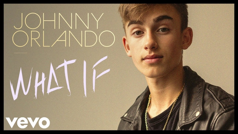 """Johnny Orlando - """"What If"""" – Official Performance 