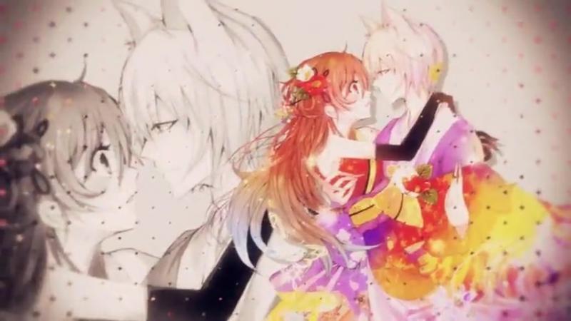 Аниме микс Anime mix I need your love AMV клип Очень приятно бог Kami-sama Hajimemashita Shugo Chara Чара хранители