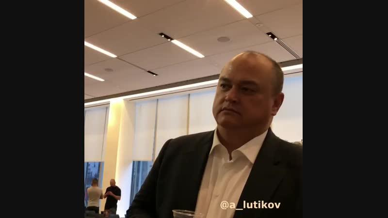 Скотт Кокер про Про Александра Емельяненко и планы лиги ACВ ломать хребты