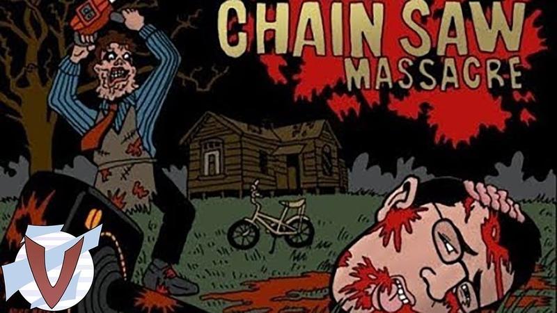 Texas Chainsaw Massacre AVGN 35 RUS RVV