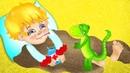 Грицю Грицю до Роботи - Дитячі Пісні для Маленьких Енерджайзерів - З Любовю до Дітей
