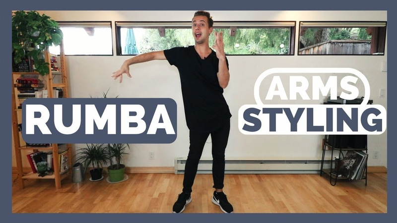 ARMS STYLING EXERCISE IN RUMBA
