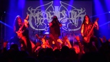 Marduk - The Levelling Dust Live At Kruhnen Musik Halle Brasov Romania 05-05-2018