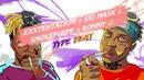 XXXTENTACION x SKI MASK THE SLUMP GOD x SMOKEPURPP x RONNY J TYPE BEAT - DUEL [prod. by Hangetsu]