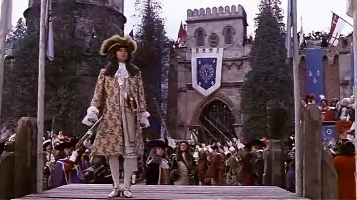 Пятый мушкетёр, или Железная маска (1979) Австрия, ФРГ - Сильвия Кристель, Урсул