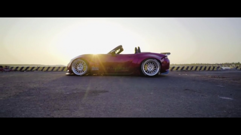 Pandem RocketBunny Mx5 峠Racing | Perfect Stance