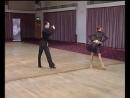 Andrej Skufca Katarina Venturini _ Развитие ритма тела в латине
