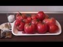 Заготовка ПОМИДОРОВ резаные помидоры без уксуса на зиму 7 дач