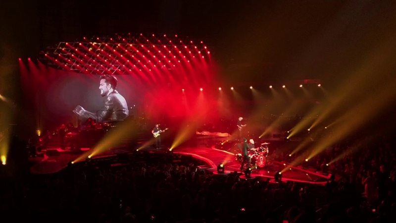 Queen Adam Lambert - Under Pressure