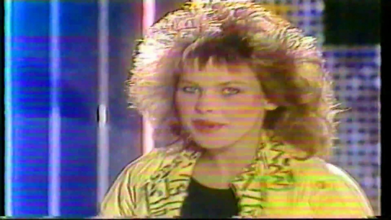 C.C. Catch - 'Cause you are young ( live, France TV Show ) ( 1986 )