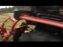 Мини трактор Беларус 132H видео описание