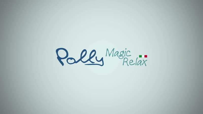 стульчик для кормления Chicco Polly Magic Relax