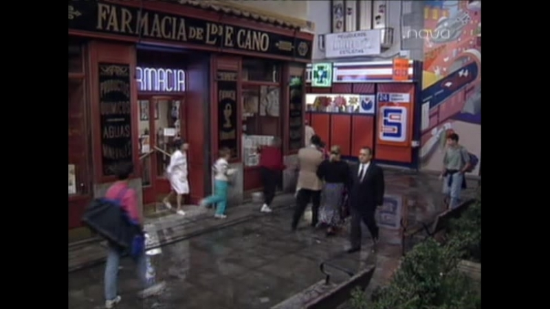 Farmacia de Guardia 024 1x24 Ensenar al que no sabe Век живи век учись