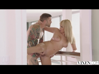 Athena Palomino – Sparring Partner [Vixen. HD1080, Big Ass, Big Tits, Blonde]