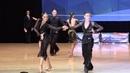 Харин Даниил - Хмельницкая Диана, Samba | Юниоры 2 1 Латиноамериканская программа