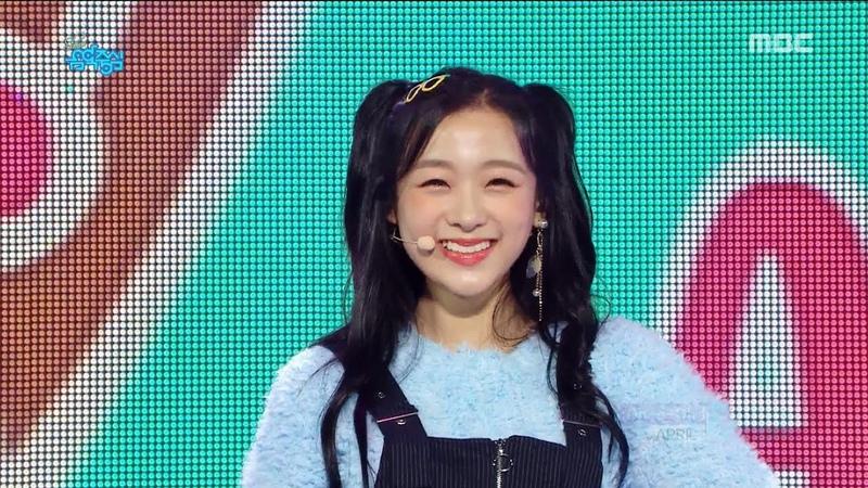 [Comeback Stage] APRIL - Oh-e-Oh , 에이프릴 - Oh-e-Oh Show Music core 20181020