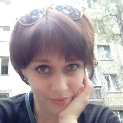 Оля Оленева