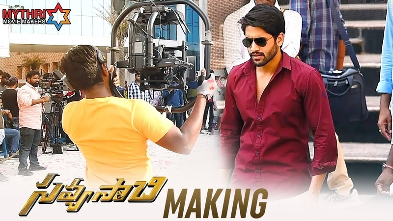 Savyasachi Movie Making | Naga Chaitanya | Madhavan | Nidhhi Agerwal | MM Keeravani | MMM