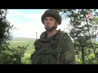 Из всех орудий: мотострелки ЮВО провели учения в Абхазии #АрмияРоссии #Абхазия