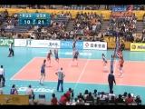 13.11.2010. Волейбол. Чемпионат мира. Женщины. Россия - США