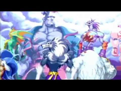 Darkstalkers Chronicle: The Chaos Tower Intro (PSP)