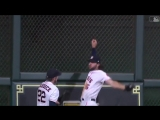 Check out this catch by Jake Marisnick!!!