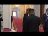 Подарок Ким Чен Ыну от Сергея Лаврова