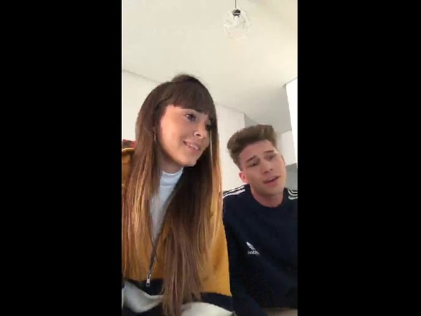 DIRECTO AITANA Y RAOUL COMPLETO (10.10.2018) | COVERS Y ASK