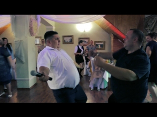 Хрустальная свадьба Казбека и Ольги