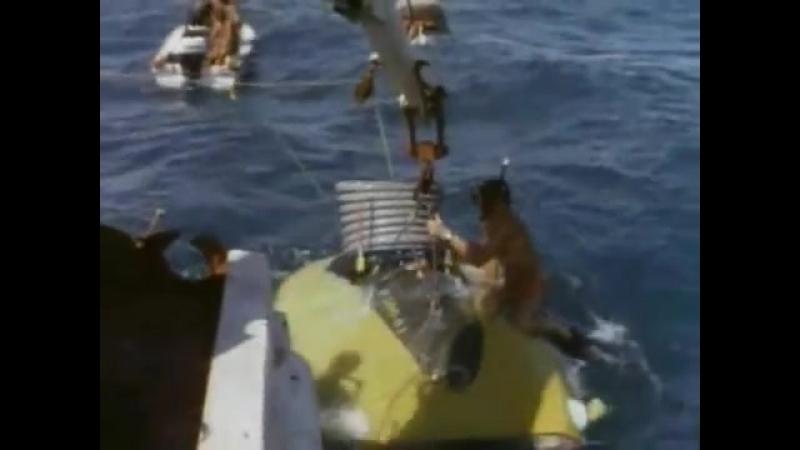 El Mundo Submarino De Jacques Cousteau Ep 03 Búsqueda En Las Profundidades
