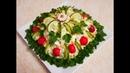 ВЕСЕННИЕ рецепты салатов ВЕСЕННЕЕ ОЛИВЬЕ и ЭКСПРЕСС салат из РЕДИСА