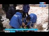 Спасатели МЧС эвакуировали охотников из тайги в Качугском районе